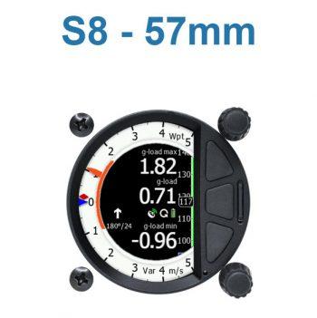 S8 57mm