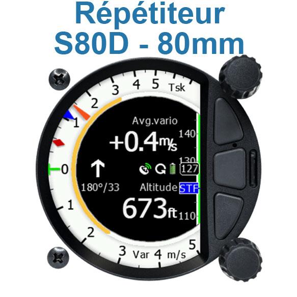 LXNAV répétiteur S80D
