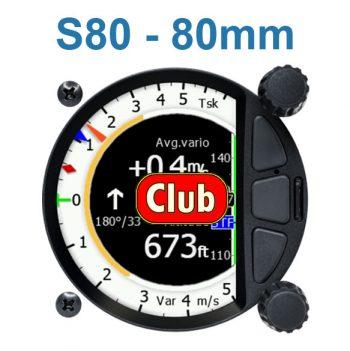 S80 Club 80mm
