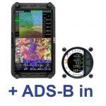 Upgrade LX réception ADS-B sur PowerFlarm intégré