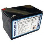 Batterie NMC – Lithium Nickel Manganese Cobalt Oxide